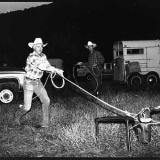 Cowboy Ropper Rob Van Pelt
